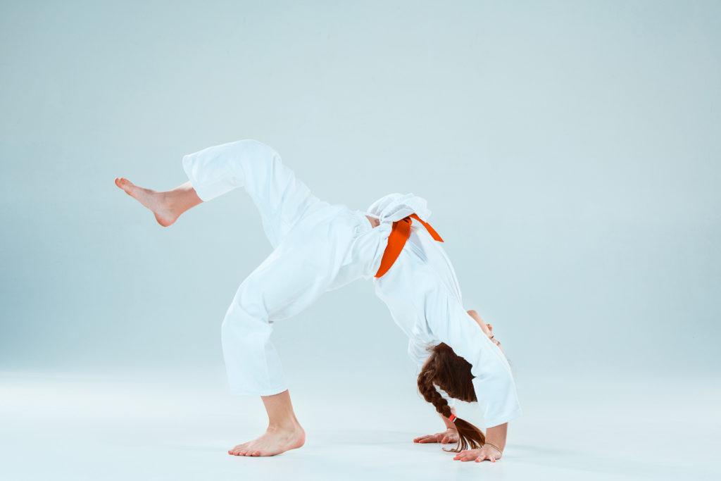 Kindersport Kampfkunst